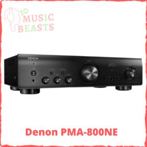 Built-In Phono Pre-Amp