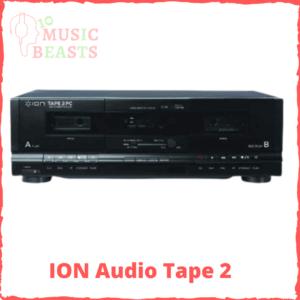 ION Audio Tape