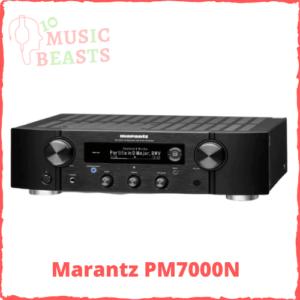 Stereo Hi-Fi Amplifier