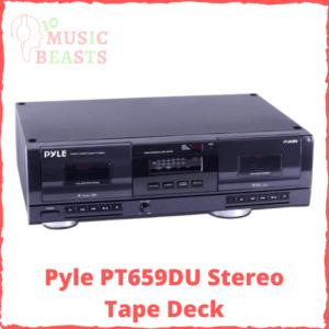 Pyle PT659DU