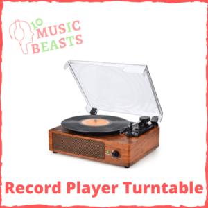 Multi-Function Phonograph