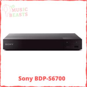 Multi-Region Blu-ray Player