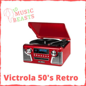 Classic Stereo Turntable