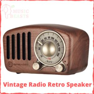 Vintage Radio Retro