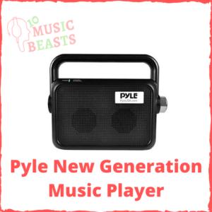 Pyle Music Player