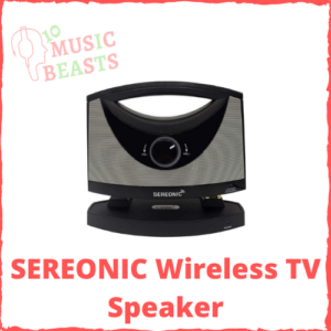 SEREONIC Wireless TV Speaker