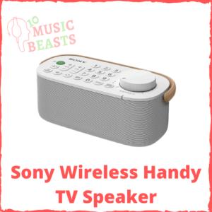 Sony Wireless Handy TV Speaker