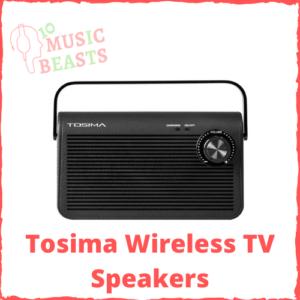 Tosima TV Speakers