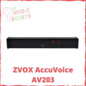 ZVOX AccuVoice AV203