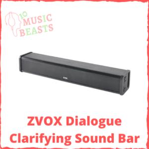 ZVOX Sound Bar