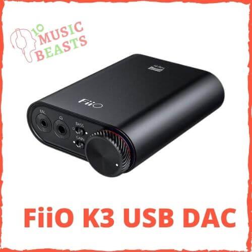 Fiio K3 Usb Dac