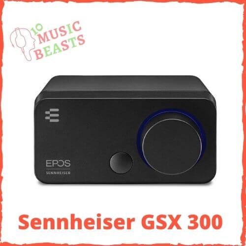 Sennheiser Gsx 300
