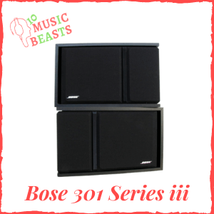 Bose 301 Series Iii Review